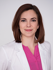 Rachel Conter, Audiologist