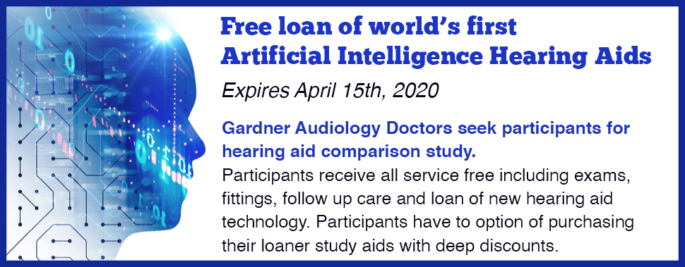Exclusive Offer on AI Powered HEaring Aids